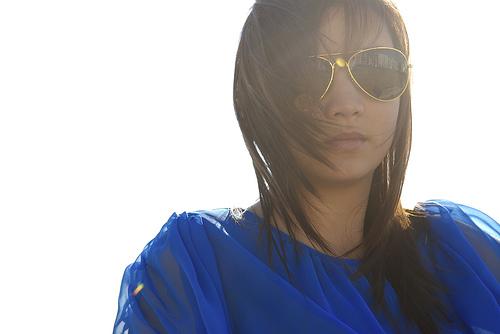 フリー画像| 人物写真| 女性ポートレイト| アジア女性| アジア女性| サングラス|
