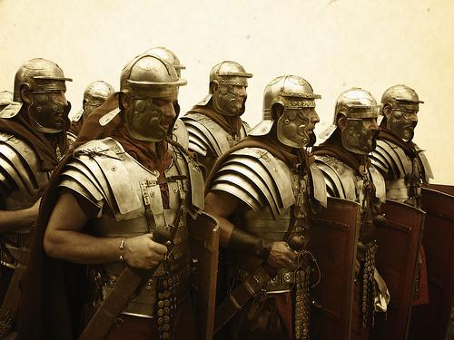 フリー画像| 人物写真| 一般ポートレイト| 兵士/ソルジャー| ローマ兵| 古代ローマ| 防具/鎧/甲冑|