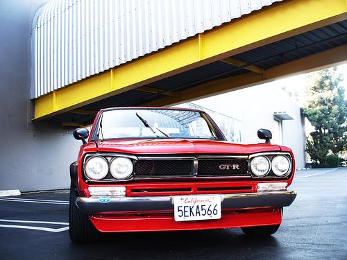 フリー画像| 自動車| スポーツカー| 日産/Nissan| 日産 スカイライン| Nissan Skyline GT-R| 日本車|