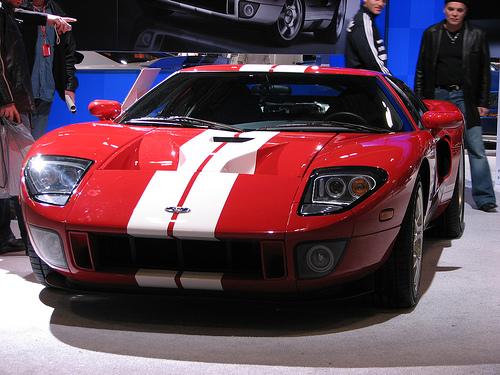 フリー画像| 自動車| スポーツカー| フォード/Ford| フォード GT| Ford GT| アメ車|