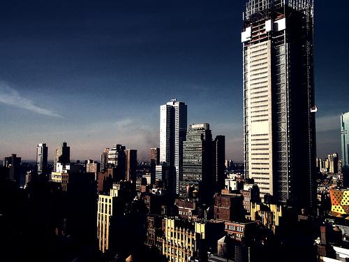 フリー画像| 人工風景| 建造物/建築物| 街の風景| ビルディング| アメリカ風景| ニューヨーク|