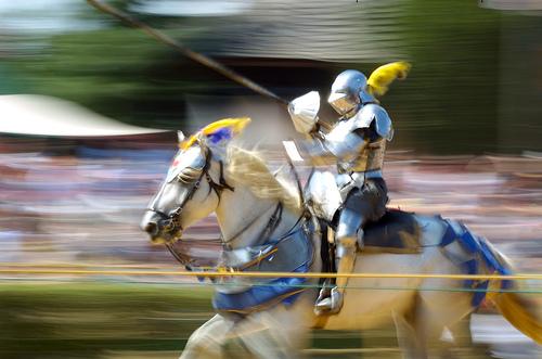 フリー画像| 人物写真| 一般ポートレイト| 馬上槍試合| 馬/ウマ| 騎士/ナイト|