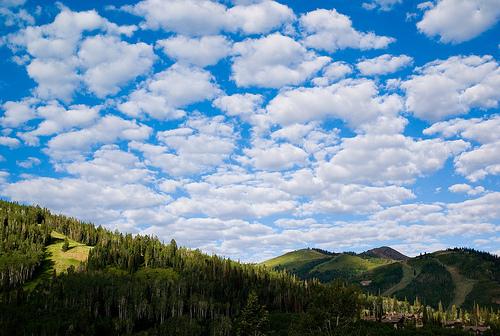 フリー画像| 自然風景| 空の風景| 雲の風景| アメリカ風景| ユタ州|
