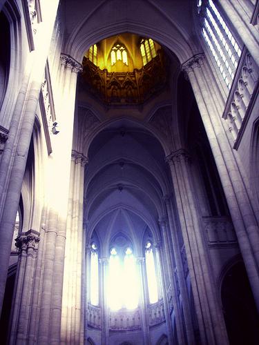 フリー画像| 人工風景| 建造物/建築物| 教会/聖堂| インテリア|