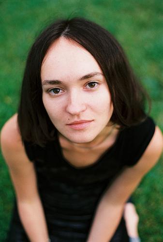 フリー画像| 人物写真| 女性ポートレイト| 白人女性| ロシア人| ロシア人| 黒髪|