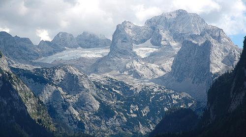 フリー画像| 自然風景| 山の風景| アルプス山脈| オーストリア風景|