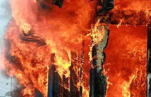 フリー画像| ニュース系| 火事/火災| 火/炎| カリフォルニア| 赤色/レッド|