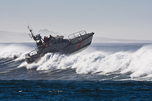 フリー画像| 船舶/ボート| 海の風景| 波の風景|
