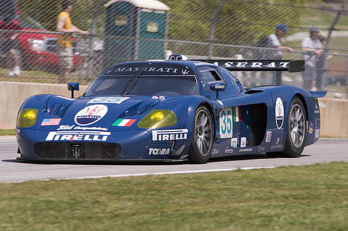 フリー画像| 自動車| レーシングカー| マセラティ/Maserati| マセラティ MC12| Maserati MC12| イタリア車|