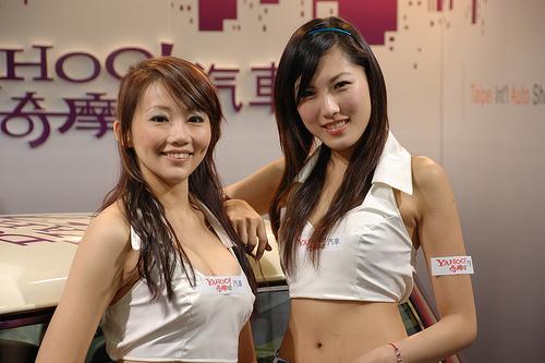 フリー画像  人物写真  女性ポートレイト  アジア女性  イベントコンパニオン 