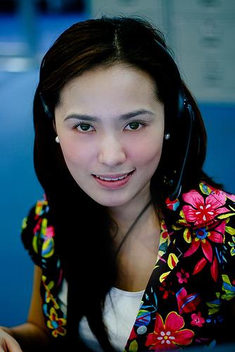 フリー画像  人物写真  女性ポートレイト  アジア女性  フィリピン人  黒髪 