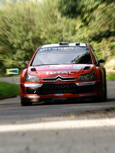 フリー画像| 自動車| ラリーカー| シトロエン/Citroen| シトロエン C4| CITROEN C4 WRC| WRC/世界ラリー選手権| フランス車|