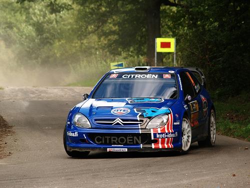 フリー画像| 自動車| ラリーカー| シトロエン/Citroen| シトロエン クサラ| Citroen Xsara| WRC/世界ラリー選手権| フランス車|