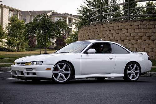 フリー画像| 自動車| スポーツカー| 日産/Nissan| 日産 シルビア| Nissan Silvia S14| 日本車|