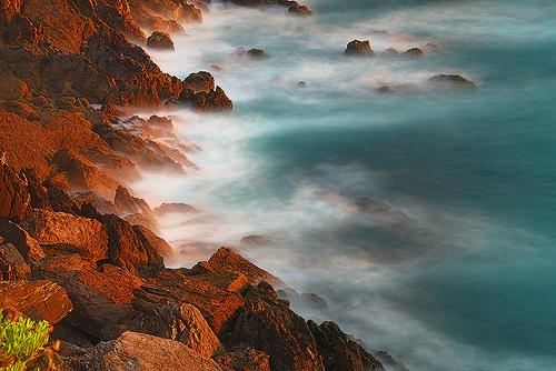 フリー画像| 自然風景| 海の風景| 海岸の風景| 大西洋| スペイン風景| HDR画像|