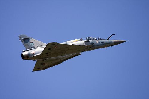 フリー画像| 航空機/飛行機| 軍用機| 戦闘機| ダッソー ミラージュ 2000| Dassault Mirage 2000|