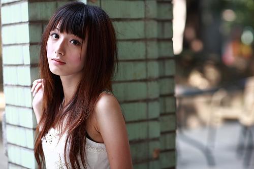 フリー画像|人物写真|女性ポートレイト|アジア女性|台湾人|