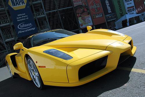 フリー画像| 自動車| スーパーカー| スポーツカー| フェラーリ/Ferrari| エンツォ フェラーリ| Enzo Ferrari| イタリア車|