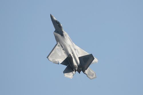 フリー画像| 航空機/飛行機| 軍用機| 戦闘機| F-22 ラプター| F-22 Raptor|