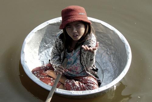 フリー画像| 人物写真| 子供ポートレイト| 少女/女の子| 外国の子供| カンボジア/人物