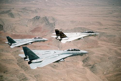 フリー画像| 航空機/飛行機| 軍用機| 戦闘機| F-14 トムキャット| F-14A Tomcat|