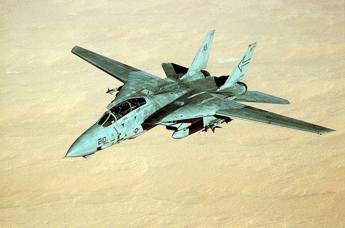 フリー画像| 航空機/飛行機| 軍用機| 戦闘機| F-14 トムキャット| F-14 Tomcat|