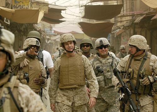 フリー画像| 戦争写真| 兵士/ソルジャー| 人物写真| アメリカ軍兵士|