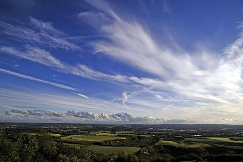 フリー画像| 自然風景| 空の風景| 雲の風景| イギリス風景|