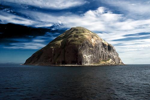 フリー画像| 自然風景| 島の風景| 山の風景| イギリス風景| スコットランド|