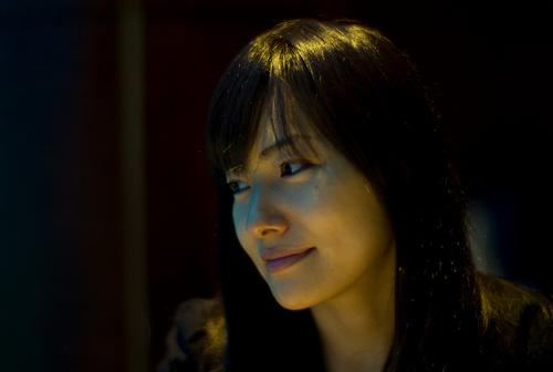 フリー画像| 人物写真| 女性ポートレイト| アジア女性| 日本人| 黒髪|      フリー素材|