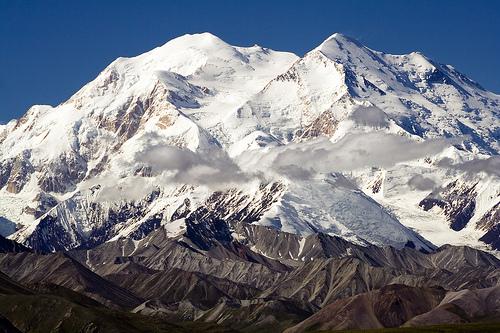 フリー画像| 自然風景| 山の風景| デナリ/マッキンリー| アメリカ風景| アラスカ州|      フリー素材|