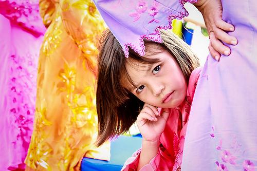 フリー画像| 人物写真| 子供ポートレイト| 少女/女の子| 外国の子供| 桃色/ピンク|