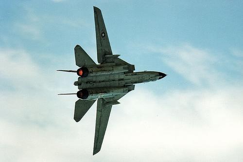 フリー画像  航空機/飛行機  軍用機  戦闘機  F-14 トムキャット  F-14B Tomcat 