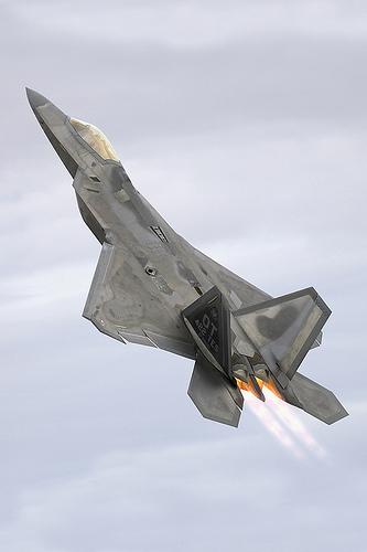 フリー画像| 航空機/飛行機| 軍用機| 戦闘機| F-22 ラプター| F-22 Rapter|