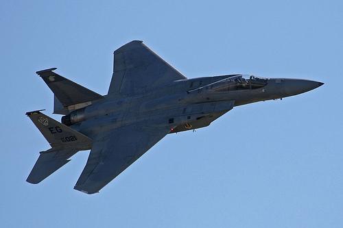 フリー画像| 航空機/飛行機| 軍用機| 戦闘機| F-15 イーグル| F-15C Eagle|