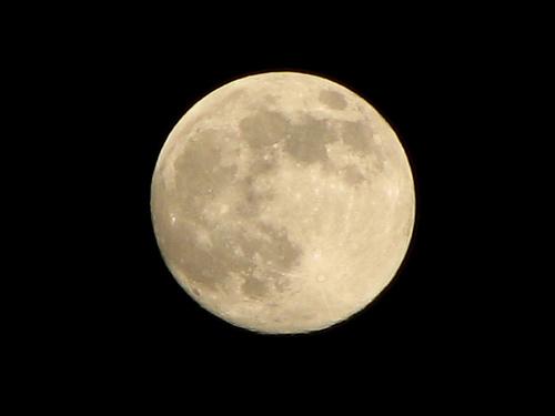フリー画像| 自然風景| 空の風景| 月の風景| 夜景| 夜空の風景|