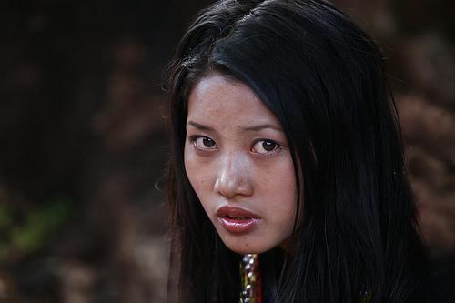 フリー画像| 人物写真| 女性ポートレイト| アジア女性| 中国人| 黒髪|