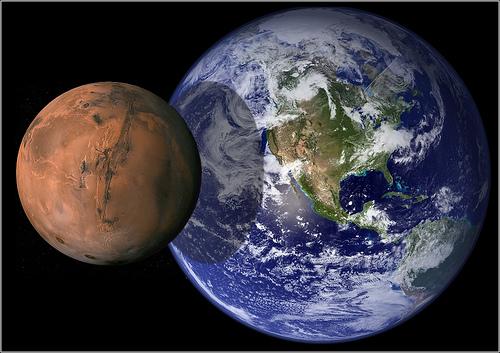 フリー画像| 自然風景| 地球/アース| 宇宙/スペース| 惑星/プラネット| 火星/マース|