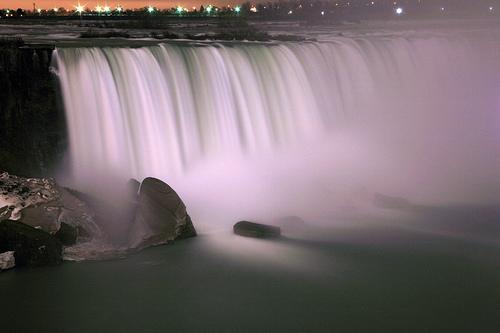 フリー画像| 自然風景| 滝の風景| ナイアガラの滝| カナダ風景|