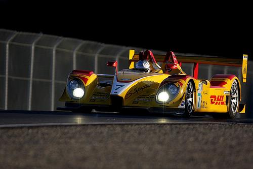 フリー画像| 自動車| レーシングカー| ポルシェ/Porsche| ポルシェ RS スパイダー| Porsche RS Spider| ル・マン24時間レース|
