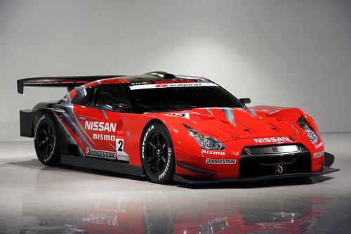 フリー画像| 自動車| レーシングカー| 日産/Nissan| Nissan GT-R R35| SUPER GT| 日本車|