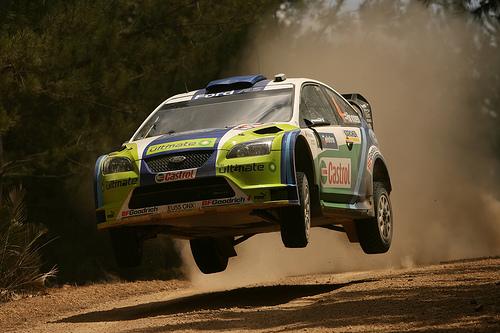 フリー画像| 自動車| ラリーカー| フォード/Ford| フォード フォーカス| Ford Focus RS WRC| WRC/世界ラリー選手権| アメ車|