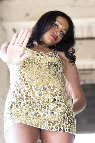 フリー画像| 人物写真| 女性ポートレイト| アジア女性| ドレス|