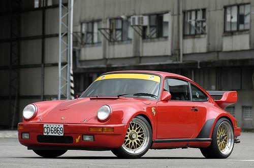 フリー画像| 自動車| スポーツカー| ポルシェ/Porsche| Ruf BTR| ドイツ車|