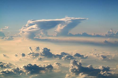 フリー画像| 自然風景| 空の風景| 雲の風景|