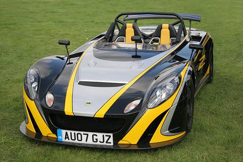 フリー画像| 自動車| スポーツカー| ロータス/Lotus| LOTUS 2-Eleven| イギリス車|