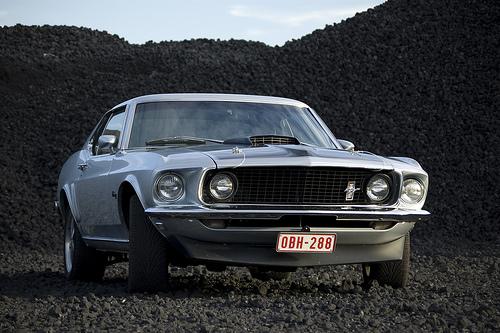 フリー画像| 自動車| フォード/Ford| フォード マスタング| Ford Mustang 1969 Coupe| アメ車|
