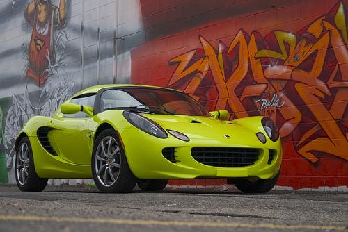 フリー画像| 自動車| スポーツカー| ロータス/Lotus| ロータス エリーゼ| Lotus Elise| イギリス車|