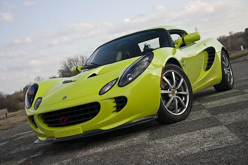 フリー画像| 自動車| ロータス/Lotus| ロータス エリーゼ| Lotus Elise| イギリス車|