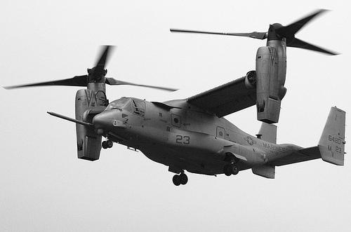 フリー画像| 航空機/飛行機| 軍用機| ティルトローター機| V-22 オスプレイ| CV-22 Osprey|